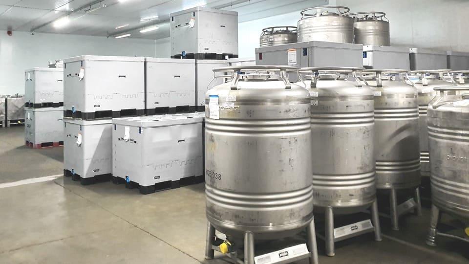 Usines de production LIOT